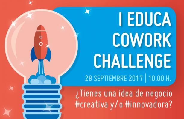 Concurso de Ideas en el I Educa Cowork Challenge